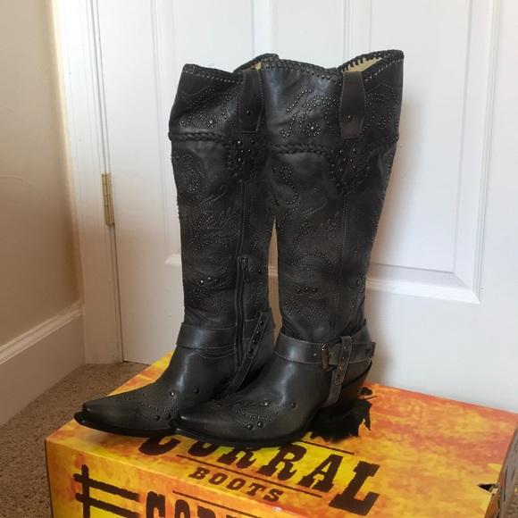 2500c23b848 NWT Corral cowgirl cowboy boots NWT